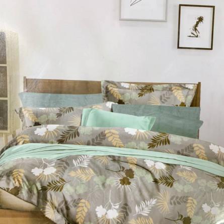 Комплект постельного белья Koloco сатин - фото 2