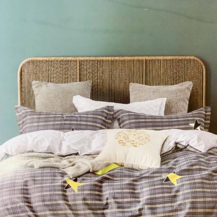 Комплект постельного белья Koloco сатин - фото 3