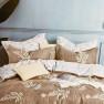 Комплект постельного белья Koloco сатин - фото 5