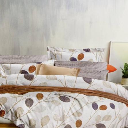 Комплект постельного белья Koloco сатин - фото 8