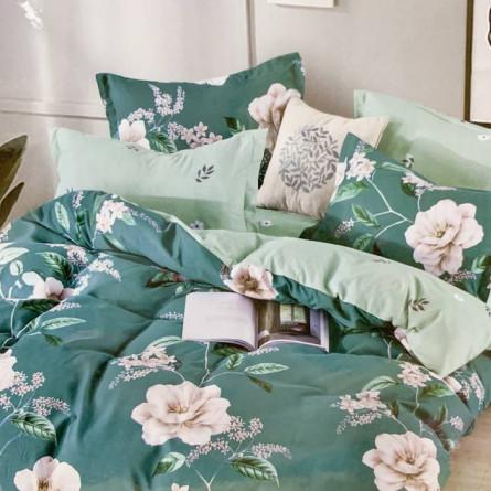 Комплект постельного белья Koloco сатин - фото 9