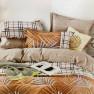 Комплект постельного белья Koloco сатин - фото 12