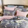 Комплект постельного белья Koloco сатин - фото 14