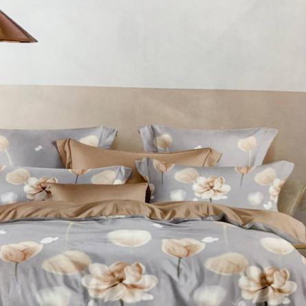 Комплект постельного белья Koloco сатин - фото 15