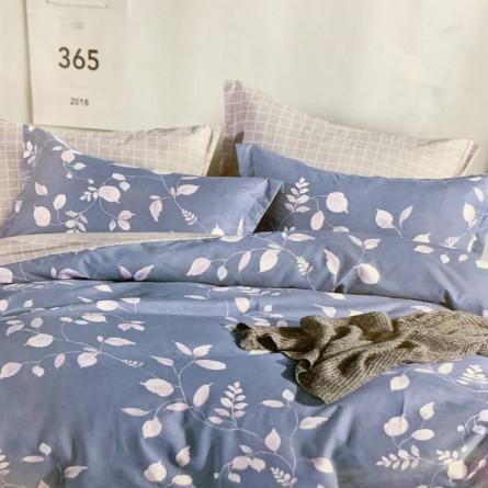 Комплект постельного белья Koloco сатин - фото 16