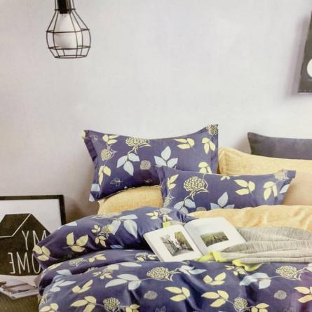 Комплект постельного белья Koloco сатин - фото 17