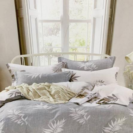 Комплект постельного белья Koloco сатин - фото 18
