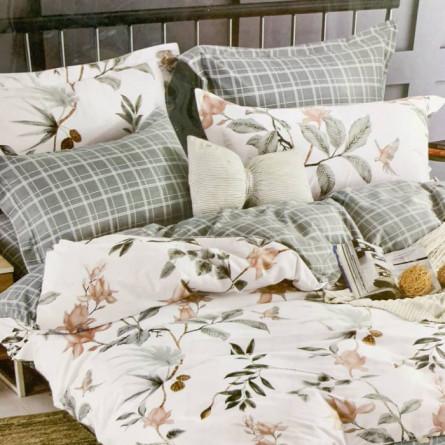 Комплект постельного белья Koloco сатин - фото 19