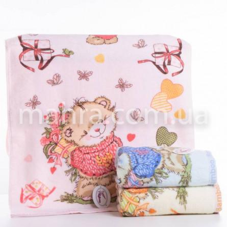 Полотенца мишка  - фото 1