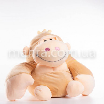 Детский плед Обезьянка - фото 2
