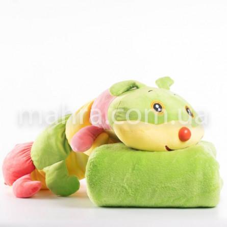 Дитячий плед гусениця - фото 1