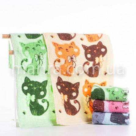 Полотенца для рук Коты 1 - фото 1