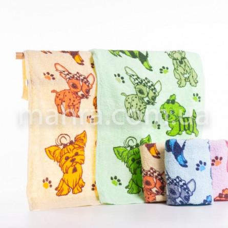 Полотенца для рук Собачки - фото 1