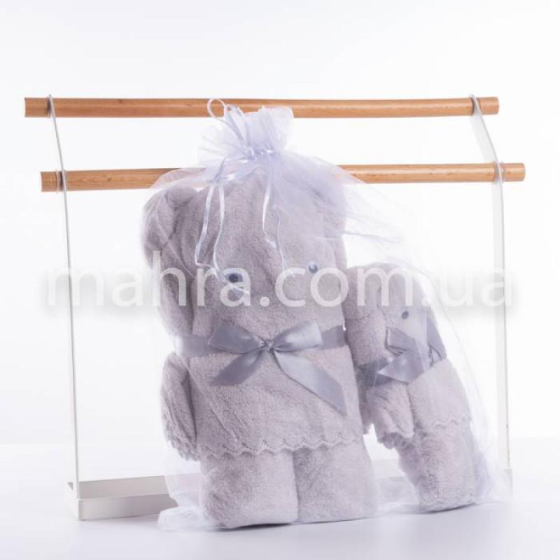 Набор полотенец мишка - фото 7