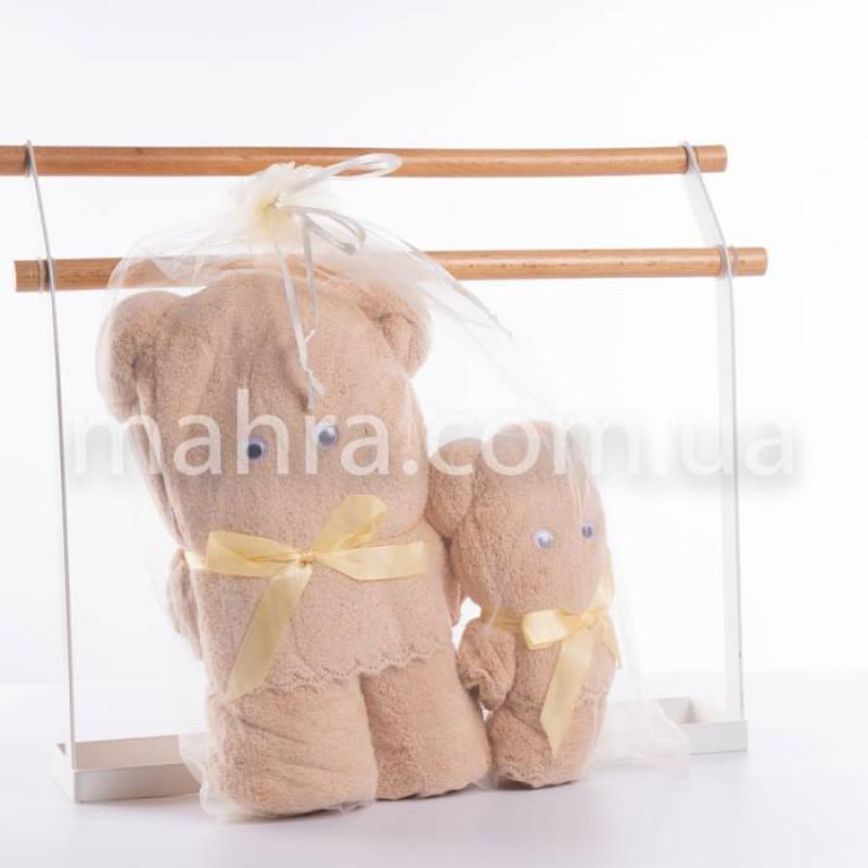 Набор полотенец мишка - фото 9