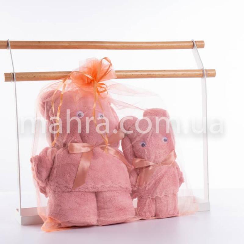 Набор полотенец мишка - фото 4