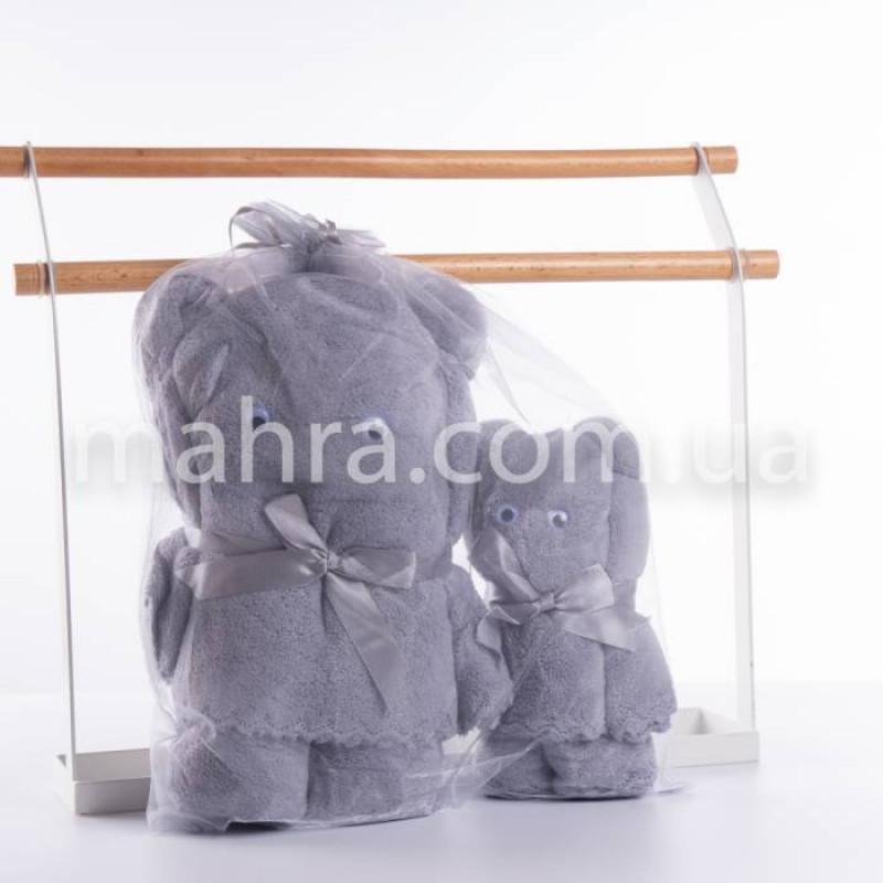 Набор полотенец мишка - фото 5