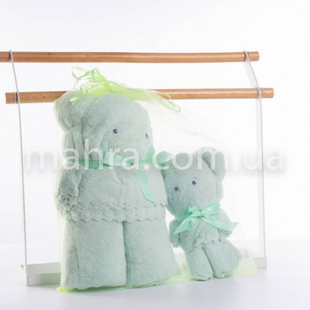 Набір рушників ведмедик - фото 6