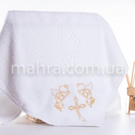 Крыжма молочная с золотом - фото 1
