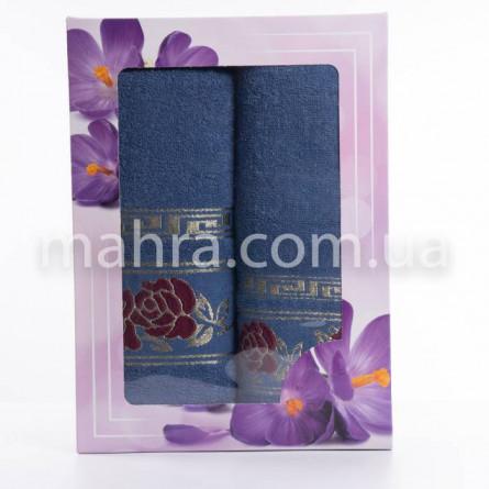 Набор полотенец Роза - фото 2
