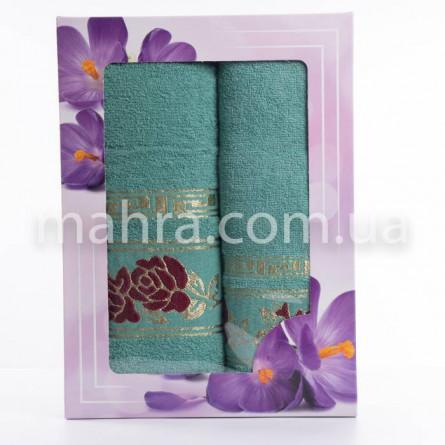 Набор полотенец Роза - фото 5