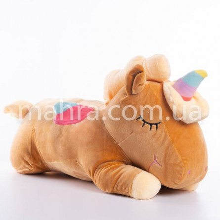 дитячий плед єдиноріг веселка - фото 3