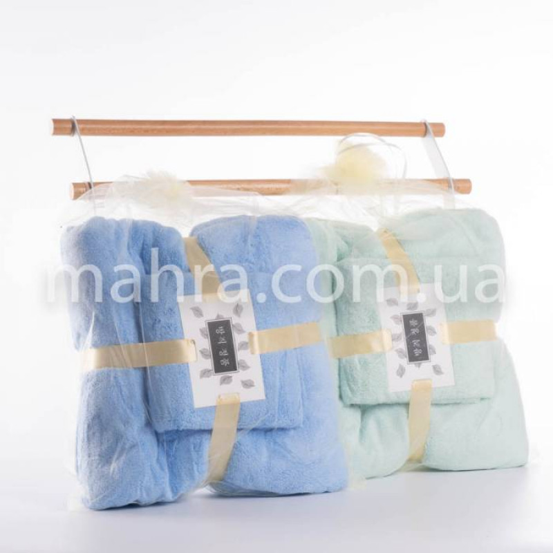 Набор полотенец в мешочке - фото 2