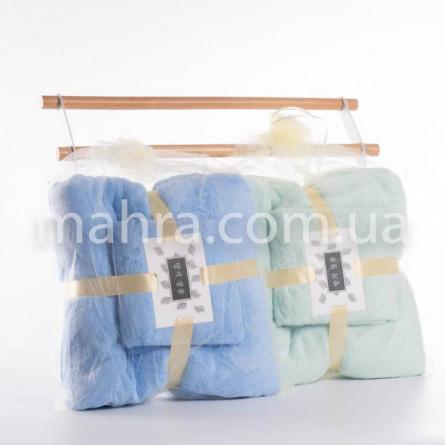 Набір рушників в мішечку - фото 2
