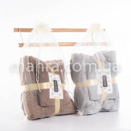 Набір рушників в мішечку - фото 3