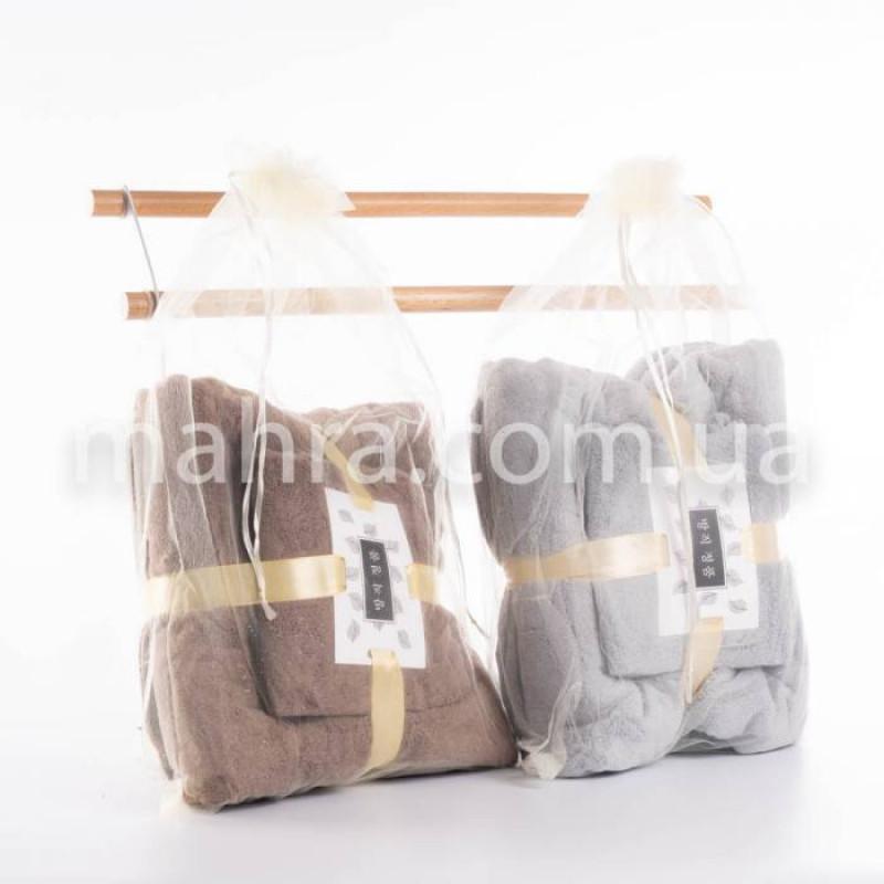 Набор полотенец в мешочке - фото 3