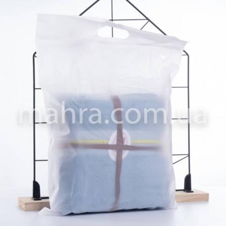 Набір махрових рушників в сумці - фото 4