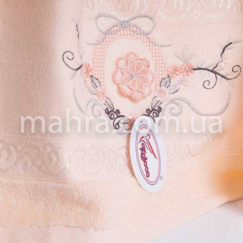 Рушники квітка в дзеркалі - фото 3