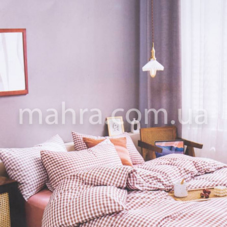 Комплект постельного белья koloco new - фото 9