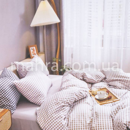 Комплект постельного белья koloco new - фото 13