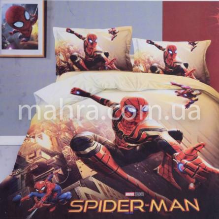 Комплект постільної білизни людина павук 3 - фото 1