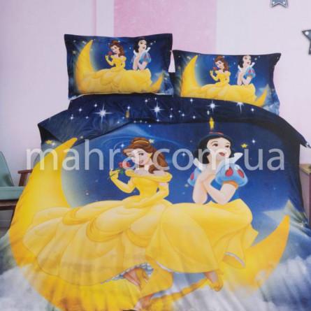 Комплект постельного белья белоснежка - фото 1