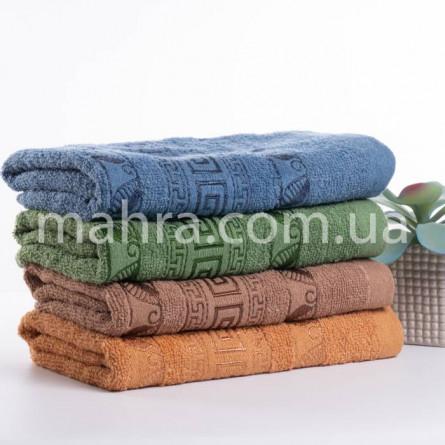 Полотенца версаче лист - фото 3