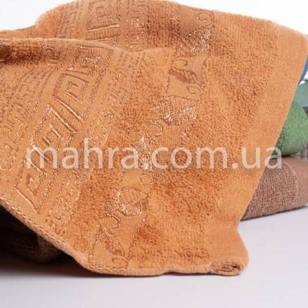 Полотенца версаче лист - фото 2