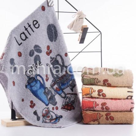Полотенца чайник латте - фото 1