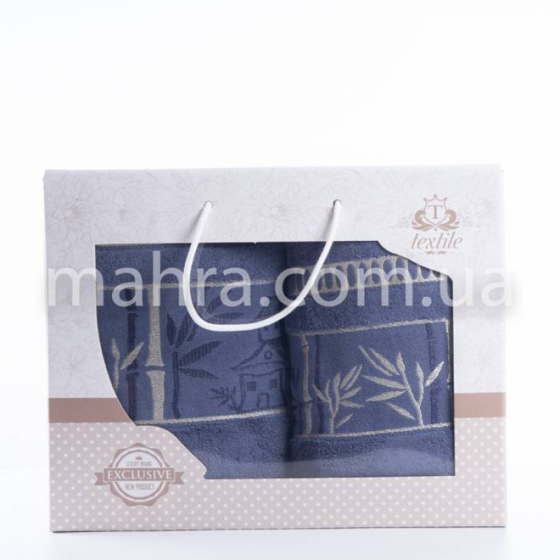 Набор полотенец Бамбук - фото 1