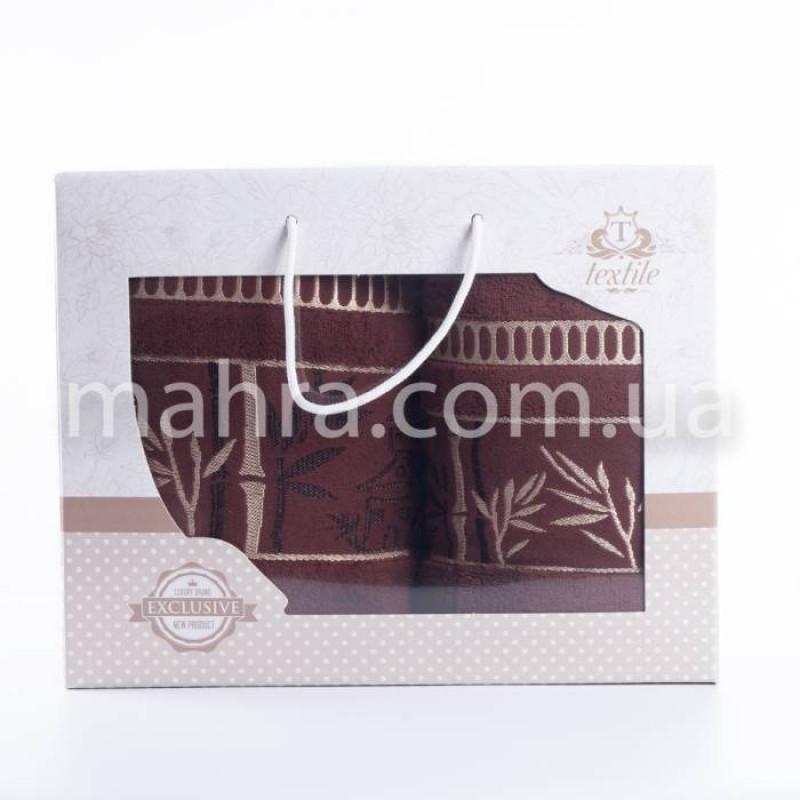 Набор полотенец Бамбук - фото 2