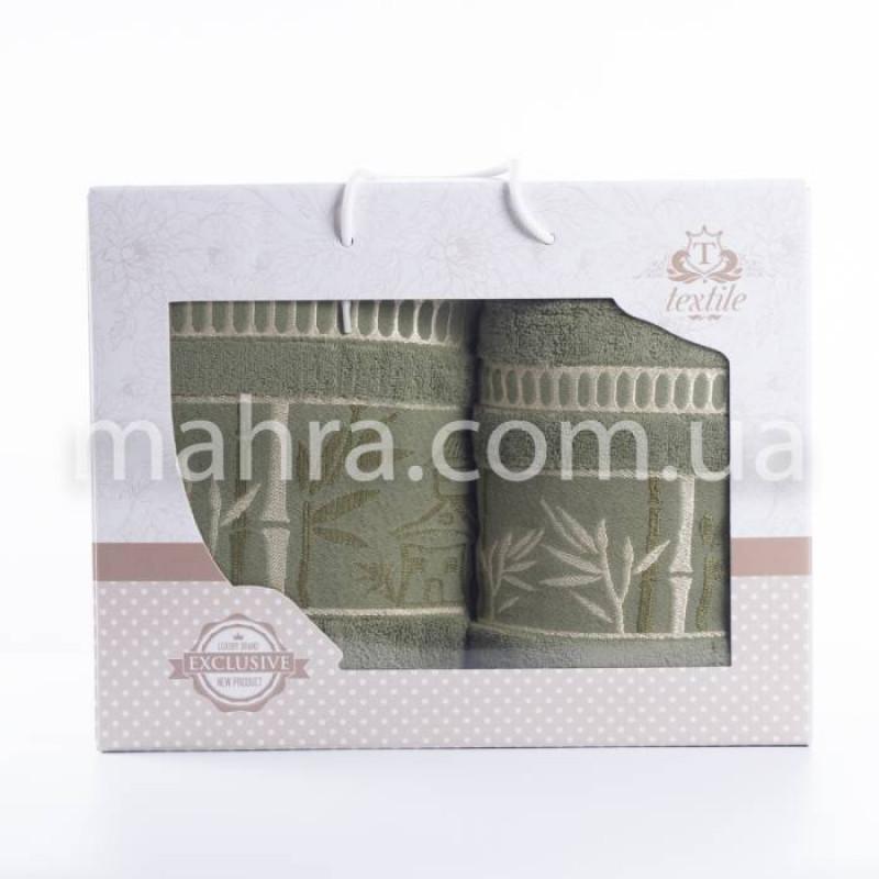 Набор полотенец Бамбук - фото 3