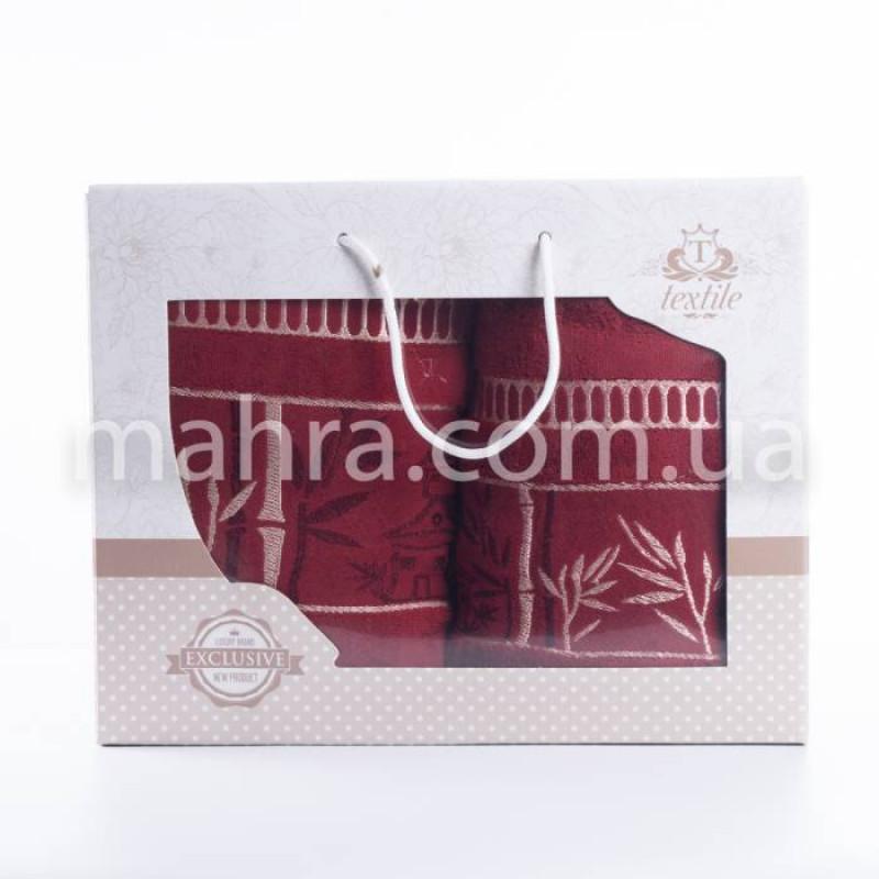 Набор полотенец Бамбук - фото 4
