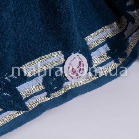 Рушники махровий лист - фото 3