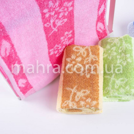 Рушники кухонні квіточки - фото 2