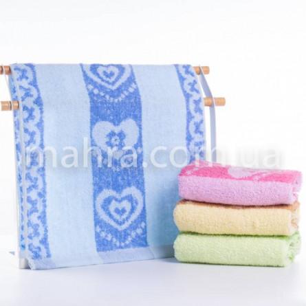 Полотенца кухонные сердечки - фото 1