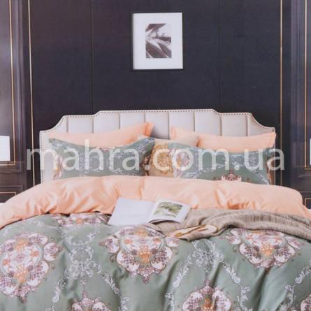 Комплект постільної білизни Koloco сатин - фото 9