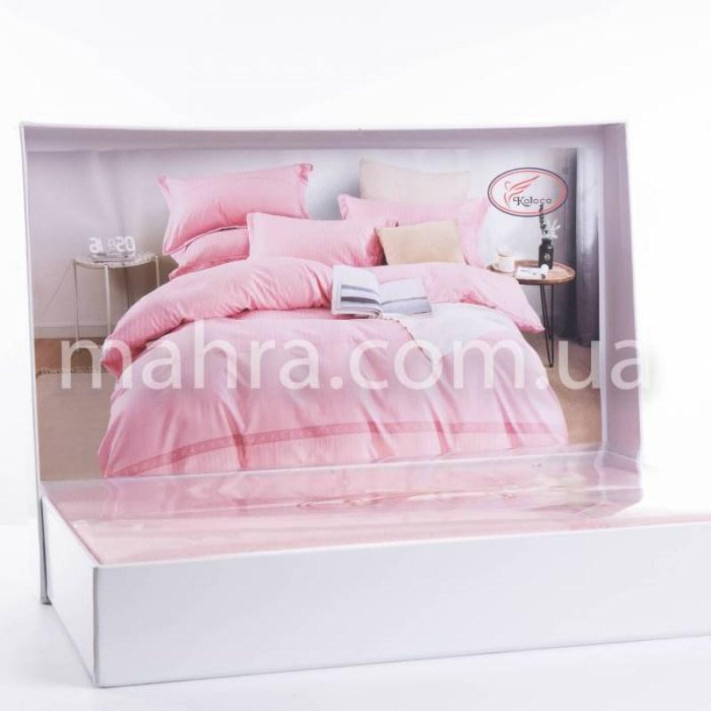 Комплект постельного белья Koloco butterfly  - фото 1