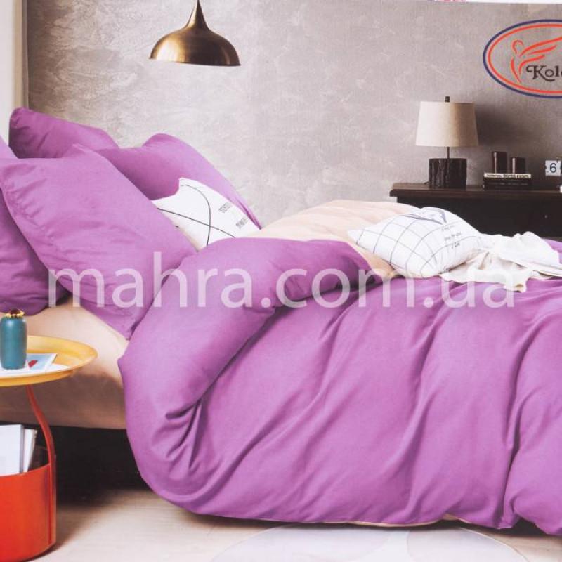 Комплект постельного белья KOLOCO однотонное - фото 1