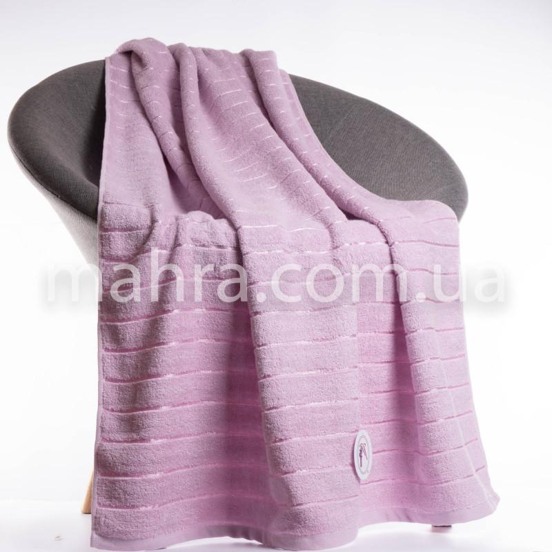 Полотенца сауна полосы люкс - фото 1